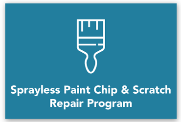 Sprayless Paint Chip & Scratch Repair Program