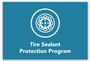 Tire Sealant Protection Program